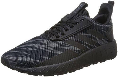 huge discount da8a4 7281a adidas Questar Drive, Chaussures de Running Homme, Noir Core Black Grey  Five 0