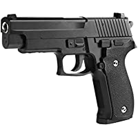 Airsoft Galaxy Type Sig Sauer P226 Full Metal à Ressort Full Metal à Ressort / Spring / Rechargement Manuel (0.4 joule)