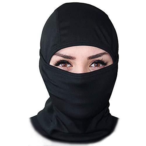 Bibetter Sturmhaube - winddichte atmungsaktive Maske, warme Gesichtsmaske für kaltes Wetter Sport Outdoor Aktivitäten für Sport Fahrrad Motorrad Ski