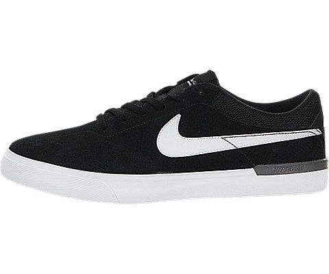 super popular 89c10 e3d38 Nike SB Koston hypervulc, Zapatillas de Skateboarding para Hombre, Negro  (Black White