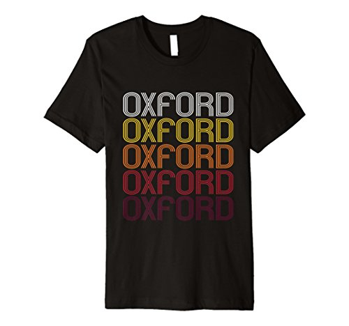 Oxford, MS | Vintage Style Mississippi T-shirt