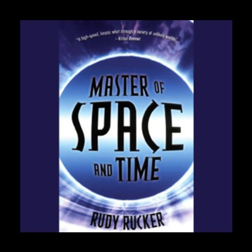 Master of Space and Time  Audiolibri