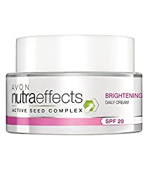 Avon New York Nutraeffects Brightening Daily Cream