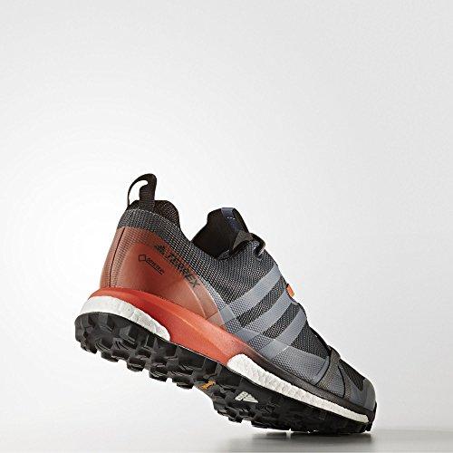 adidas Terrex Agravic GTX, Chaussures de Randonnée Homme Gris (Grigio Grivis/negbas/energi)