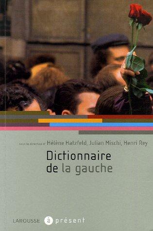 Dictionnaire de la gauche