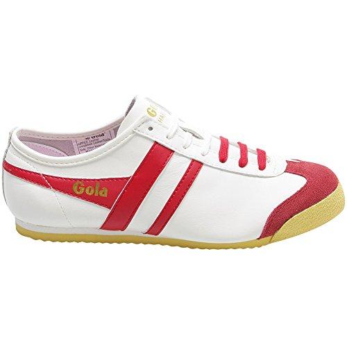 Gola  Harrier 40TH,  Sneaker Uomo Blanc / Rouge