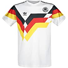 adidas Germany JSY Deutschland WM Trikot Jersey Fan Blanco