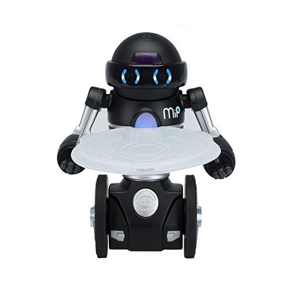 41L7VK9ulCL. SS600  - Wow Wee - Robot MiP, color negro (825)