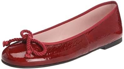 Pretty Ballerinas 35663 2 35663 KLEE LAVA, Damen Ballerinas, Rot (Red Patent), 38 EU / 5 UK