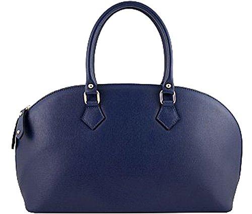 G&G PELLETTERIA , Sac pour femme à porter à l'épaule bleu