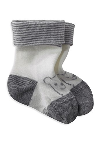 hessnatur Socke mit Motiv aus Bio-Baumwolle