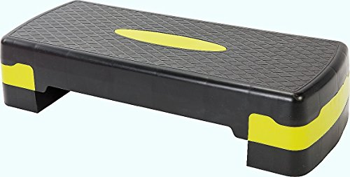 SF-World – Step d'aérobie à 3 niveaux pour cardio, fitness et...