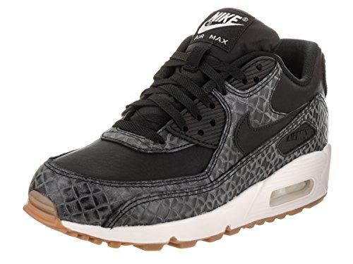 Nike Air Max 90 Premium Damen Schuhe Sneaker BlackBlack