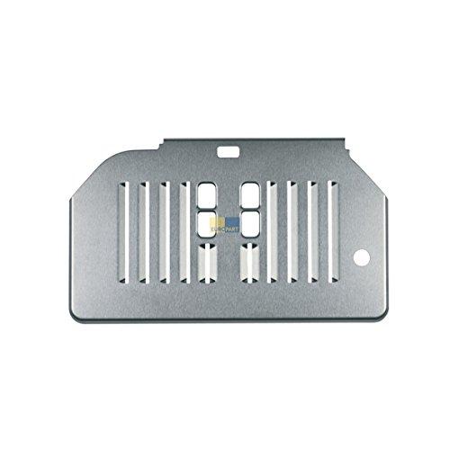 Abtropfblech / Abtropfgitter für Siemens EQ6 Kaffeevollautomaten (12004552)
