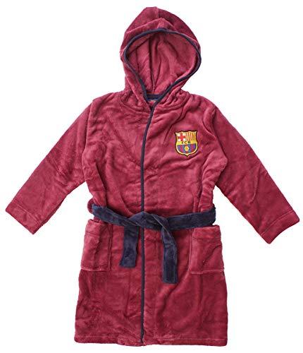 Barcelona FCB Albornoz - niño azul azul 5-6 Años