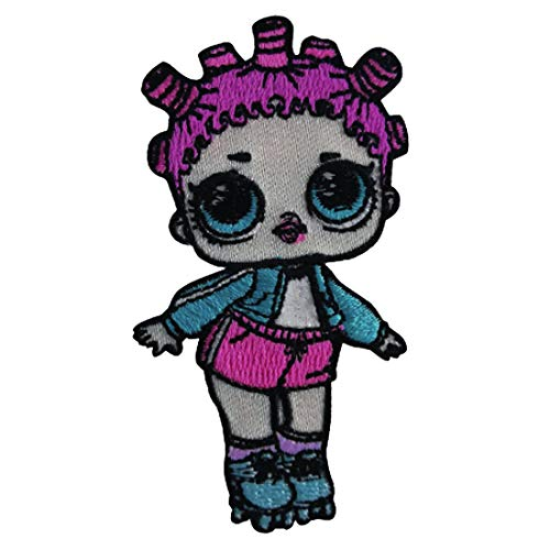 Parches - LOL Surprise Dolls Cosmic Queen - colorido