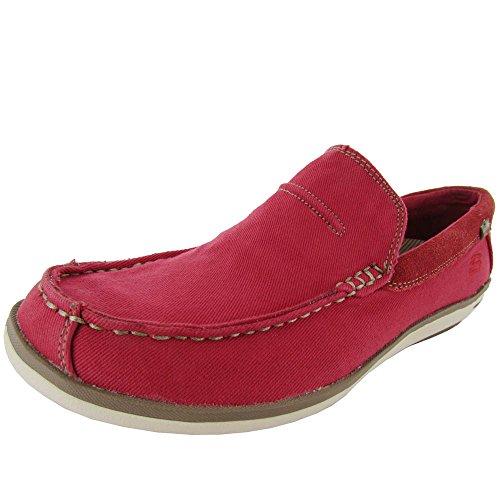Skechers Spencer Herren Sneakers Red