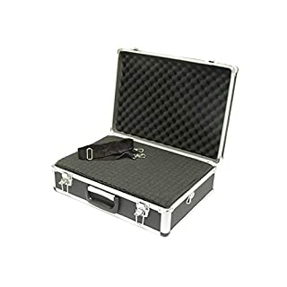 Aluminium Flight Case (460x330x150mm)