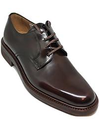 de George´s Shoes Totalmente Lisa Zapato 3541 Hecho Cordones a Pala TgwqwCt