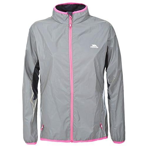 41L7h3ZvX9L. SS500  - Trespass Women's Lumi Active Windproof and Waterproof Cycling and Running Outdoor Luminous Jacket