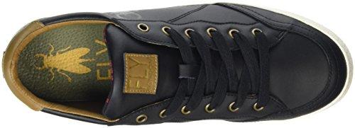 FLY London Bato835fly, Baskets Basses Homme Noir (Black)