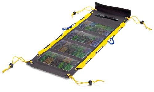Sunload Solarclaw 6,5Wp, flexibel und faltbar, gelb