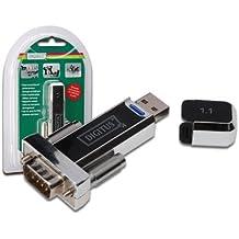 DIGITUS Converter USB1.1 auf Seriell inkl. USB A/M USB A/F Verlaengerungskabel 80cm