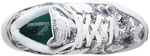 New Balance Damen W530 Sneakers Weiß (White Print)