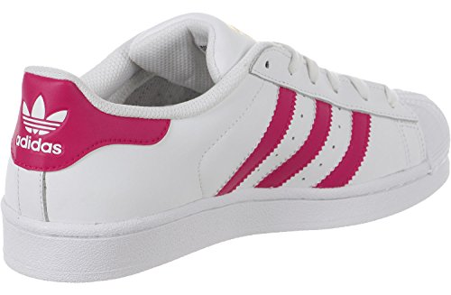 superstar adidas 2fucsia