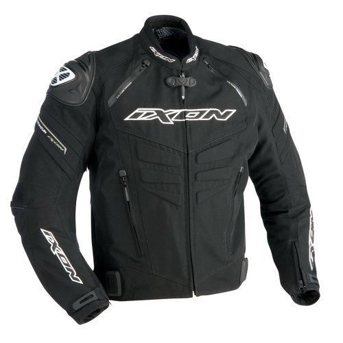 Ixon - Giubbotto moto - IXON Titanium vx Nero - L