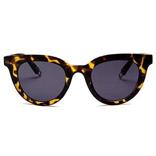 WZYMNTYJ Frauensüßigkeiten Sonnenbrille-roter Rahmen-Mannweinlese-Markenbrillen Günstige Sonnenbrillen Damen-reizvolle Eyewear-Schatten