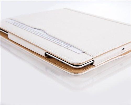 JAMMYLIZARD Hülle für iPad 4 | Ledertasche
