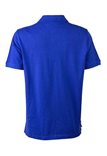 Pierre Cardin Mens Neue Saison klassische Passform Premium Polo T-Shirt aus Baumwolle königlich