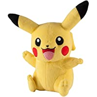 Pokemon t18536d7pikachu 8-Inch saludando con peluche de Pikachu