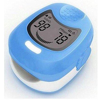 Home Care Wholesale Oxímetro de Pulso Pediátrico-Monitor de Ritmo Cardíaco Portátil para Niños