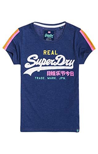 Del Fabricante2xlPara largetalla Hombre Negro Polo Amazon Classic Blue Superdry Marl BcyXx Heritage Camisetas CamisetaAzulprincedom Tee ZiPOXuk