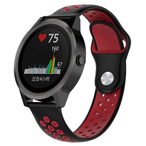 f787294435f2 Bestow Garmin Fenix 3 Reloj GPS Silicagel Banda Suave Banda de Reloj Reloj  Elegante Reloj de