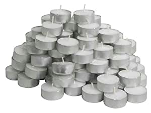 500 Bulk bougies chauffe-plats, 4-5 heures (5 x 100 sacs)