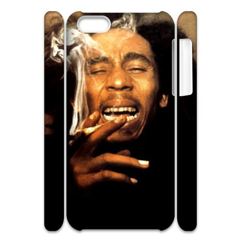 LP-LG Phone Case Of Bob Marley For Iphone 4/4s [Pattern-6] Pattern-3