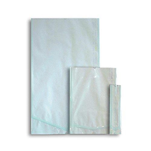 Dental Nadeln (Steri-Beutel 50 x 200 mm ohne Falte 100 Stück)
