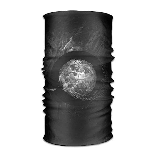 Not afraid Hundred Change Headscarf Cave Bird Ball Dark Shadow Fashionable Outdoor Athletic Bandana Headbands Multifunctional Headwear -