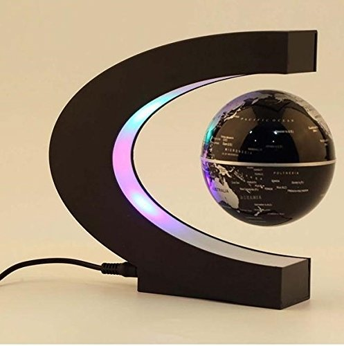 Energiesparende Magica LED Magnetische Electronic Levitation schwimmend Globe antigravitation von Open Buy