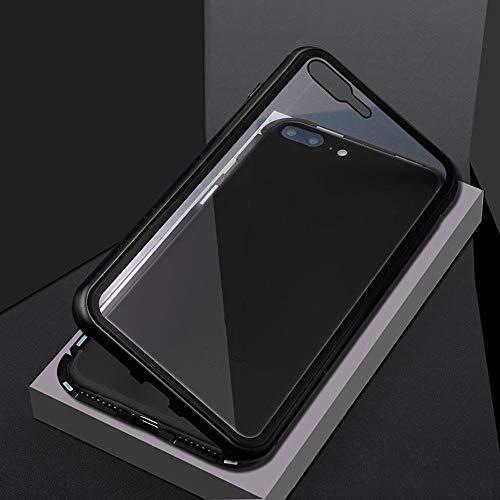 Momoxi Handyhülle, Phone Accessory Handy-Zubehör Für iPhone 8Plus Magnetic Adsorption Metallgehäuse mit Linsenfilm, begrenzte Anzahl
