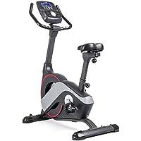Preisvergleich für Hop-Sport Heimtrainer iConsole+ Fitnessbike, Bluetooth, Ergo Fitness Bike, Fahrradtrainer, 14kg Schwungmasse, Pulsmessung, LED 11Zoll Display, Belastbar bis 150kg
