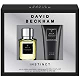 David Beckham Confezione Regalo Instinct, Eau de Toilette 30 ml e Bagnoschiuma Profumato 75 ml, per Uomo