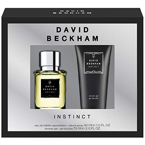 David Beckham Duftset Instinct Eau de Toilette 30 ml + Showergel 75 ml, 105 ml