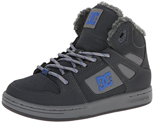 DC Shoes Rebound Wnt, Baskets mode garçon