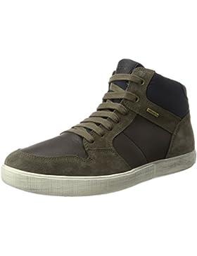 Geox Herren U Taiki B Abx A Hohe Sneaker