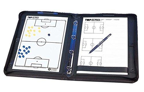 "Top Coach Trainer-Taktikmappe A4 ""Fußball"" - Standard -"
