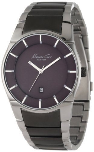 kenneth-cole-mens-quartz-watch-with-grey-dial-analogue-display-and-black-stainless-steel-bracelet-kc